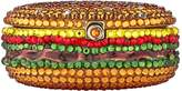 Judith Leiber Burger Pillbox