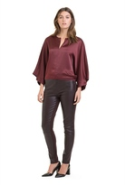 Country Road Ponte Leather Legging