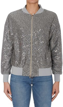 Herno Paillettes Bomber
