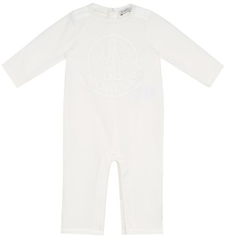 Moncler Enfant Baby fleece onesie
