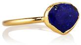 Lapis Gold Single Inna Ring,