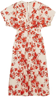 Johanna Ortiz 3/4 length dresses