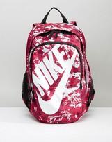 Nike Hayward Futura 2.0 Backpack In Camo Print Ba5273-607