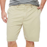 THE FOUNDRY SUPPLY CO. The Foundry Big & Tall Supply Co. Flat-Front Shorts