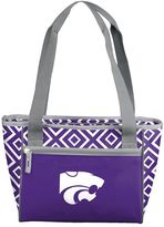 Logo Brand Kansas State Wildcats 16-Can Diamond Cooler Tote