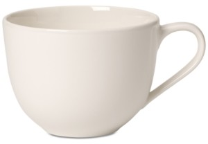 Villeroy & Boch Dinnerware For Me Collection Porcelain Coffee Cup