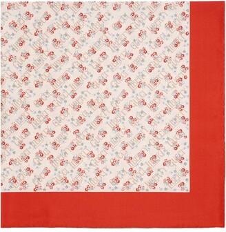 Gucci x Liberty floral-print scarf