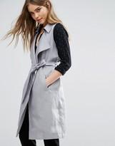 Oasis Sleeveless Jacket