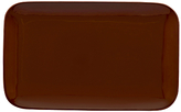 Royal Doulton Olio Small Serve Platter, Red
