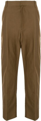 3.1 Phillip Lim Pleated Loose Fit Trousers