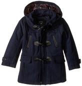 Urban Republic Kids Classic Wool Toggle Coat (Infant/Toddler)