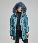Andrew Marc MCKENNA DOWN QUILTED JACKET