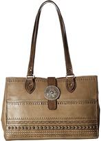 American West Trading Post Shopper Tote Tote Handbags
