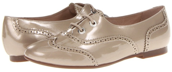 Venettini Sipa (Little Kid/Big Kid) (Champagne Patent) - Footwear