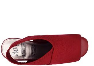 Impo Vern Stretch Knit Memory Foam Sandal