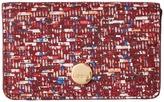 Lodis Tweetable Tweed RFID Mini Card Case Wallet