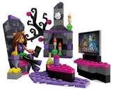 Mega Bloks Mega Construx Monster High Clawdeen Wolf Room Building Set