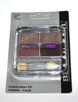 Black Opal Eyeshadow Kit Palette 5.6g - Cocoa Mist - By Elyseestar by