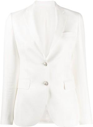 Tagliatore Classic Tailored Blazer