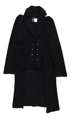 Limi Feu Black Cotton Knitwear