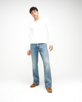 7 For All Mankind 080 Modern Bootcut in New York Medium