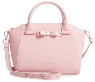 Ted Baker Janne Bow Leather Tote