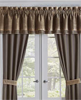 "Croscill Benson Straight 72""x 20"" Window Valance"