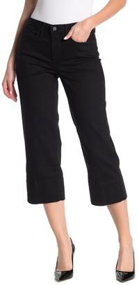 NYDJ Wide Leg Capri Hem Jeans