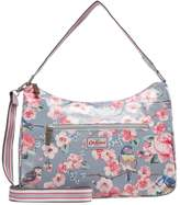 Cath Kidston CURVE SHOULDER Across body bag seafoam blue