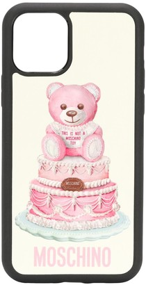 Moschino Teddy Bear iPhone 11 Pro cover