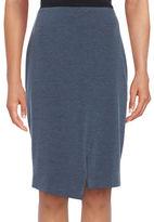 T Tahari Jordana Knit Pencil Skirt