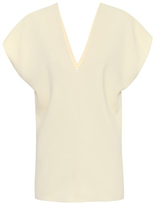The Row Labo stretch-cady top