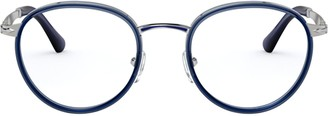 Persol Round Frame Glasses