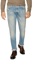 Baldwin Denim 76 Slim Distressed Jeans