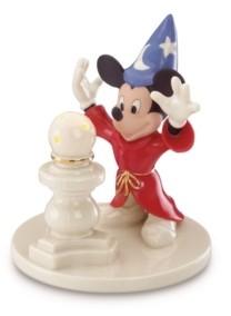 Lenox Mickey's Sorcerer Lit Figurine