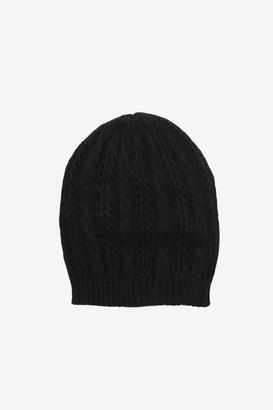 Ardene Slouchy Cable-Knit Beanie