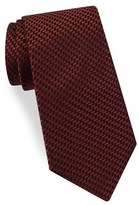 Ted Baker Men's Geometric Silk Tie