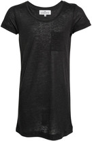 Little Remix New Blos Rayon and Linen T-Shirt