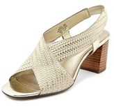 Circa Joan & David Kelli Cross Strap Slingback Sandals.