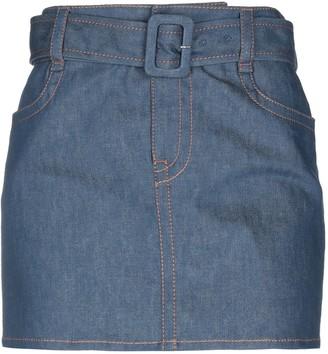 Prada Denim skirts