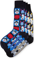 Per Pedes Two-Pair Hot Dogs Sock Set