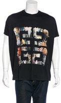 Givenchy Jungle Short Sleeve T-Shirt