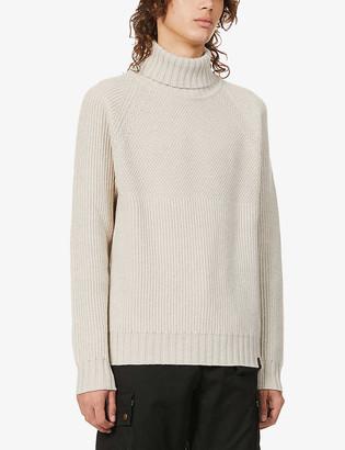 Belstaff Marine turtleneck wool jumper