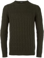 Roberto Collina cable knit jumper