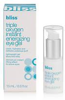 Bliss Triple Oxygen Instant Energizing Eye Gel 15ml