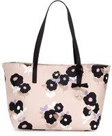 Kate Spade Hawthorne Lane Ryan Floral Tote Bag, Black/Multi