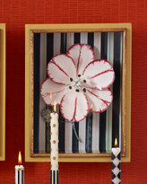 Mackenzie Childs MacKenzie-Childs Red Tulip Shadow Box