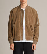 AllSaints Valley Bomber Jacket