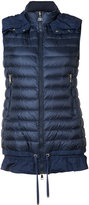 Moncler quilted gilet - women - Polyamide/Polyester - 0