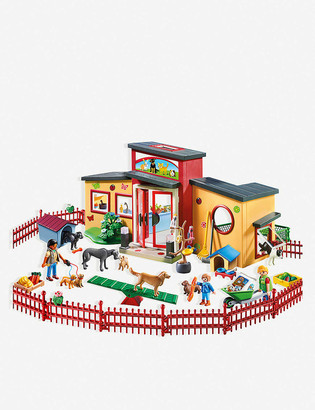 Playmobil City Life Tiny Paws Pet Hotel playset